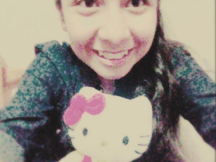 Hello Kitty <3 Smile ✌