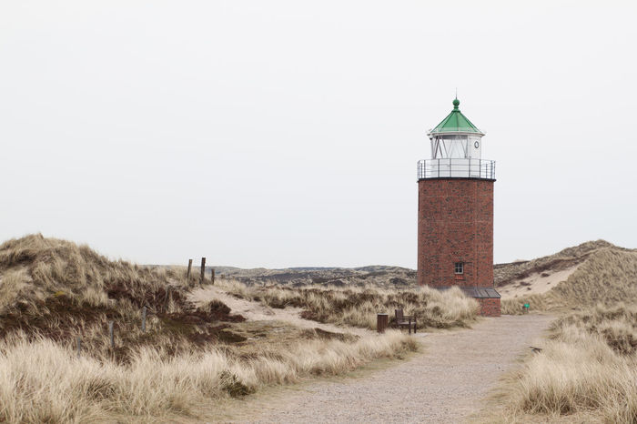 Architecture Building Grass Horizon Landscape Lighthouse Nature Nature_collection Peaceful Sand Sky Sylt Walk Wanderlust Watchtower