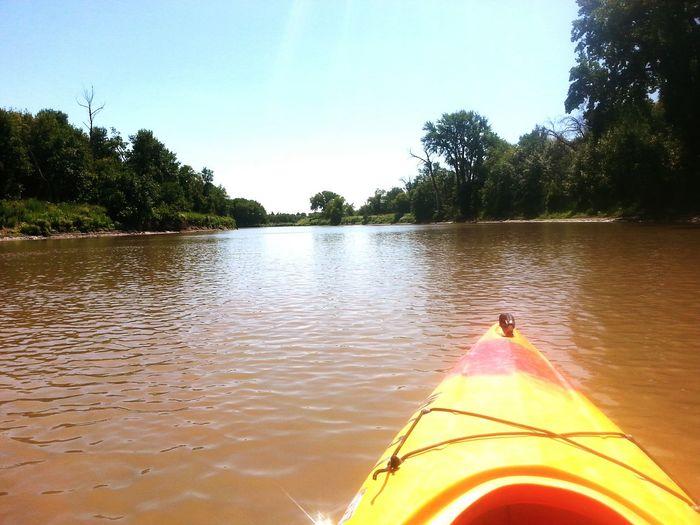 Red River Kayaking!