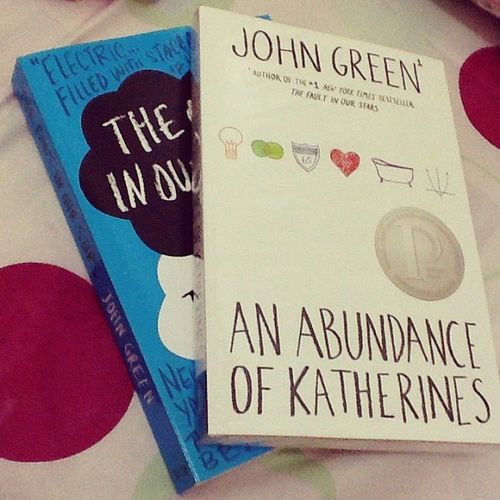  two more to go!!! Happykid Johngreen TFioS Anabundanceofkatherines