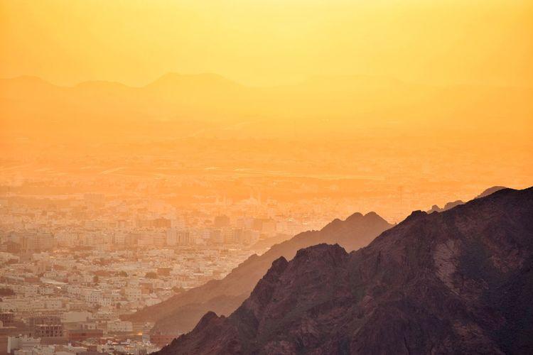 sunrise of the