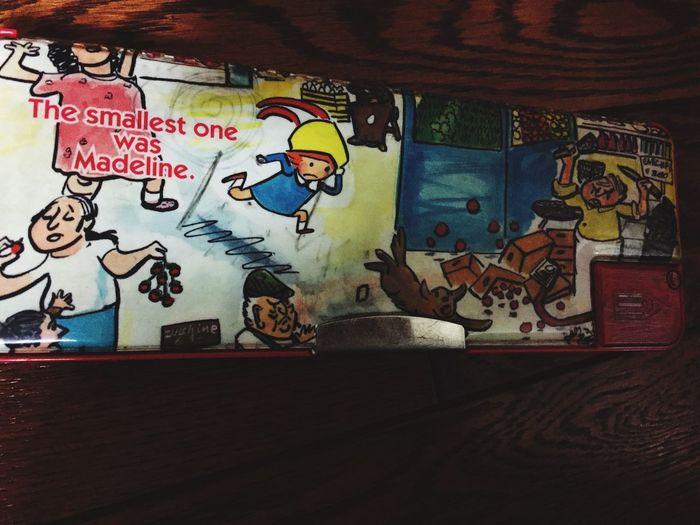 マドレーヌちゃん Madeline Graffiti Creativity No People Human Representation Multi Colored Indoors  Table Drawing - Art Product Day ArtWork