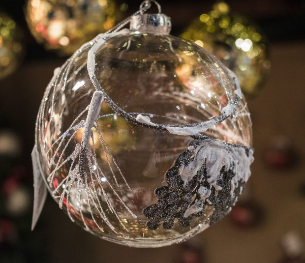 Baubles Christmas Christmas Decor Bauble Celebration Christmas Christmas Bauble Christmas Decoration Christmas Decorations Christmas Ornament Close-up Day Focus On Foreground Glass Ornaments Handmade Hanging Indoors  No People