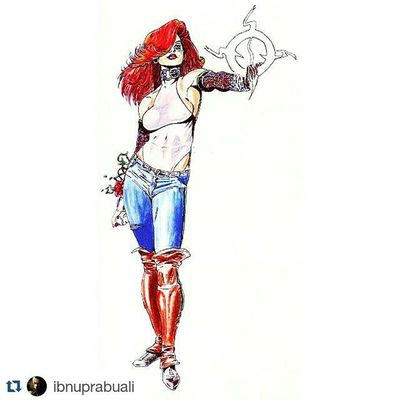 Repost @ibnuprabuali with @repostapp ・・・ Instasize Art Illustration Drawing Draw Picture Photography Artist Sketch Sketchbook Paper Pen Pencil Artsy Instaart Gallery Masterpiece Creative Instaartist Graphic Graphics Artoftheday Comic Marvel
