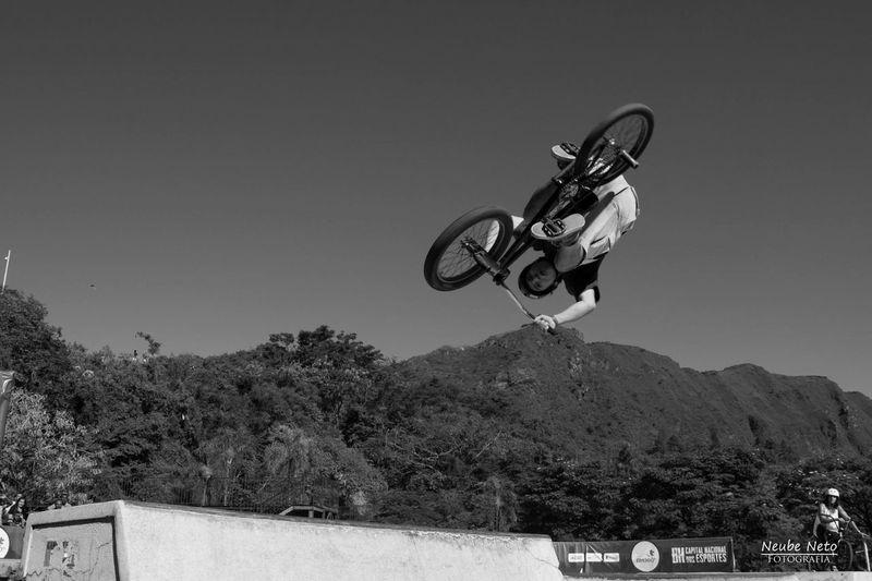 Brazil Brasil Canon Bike Freestyle