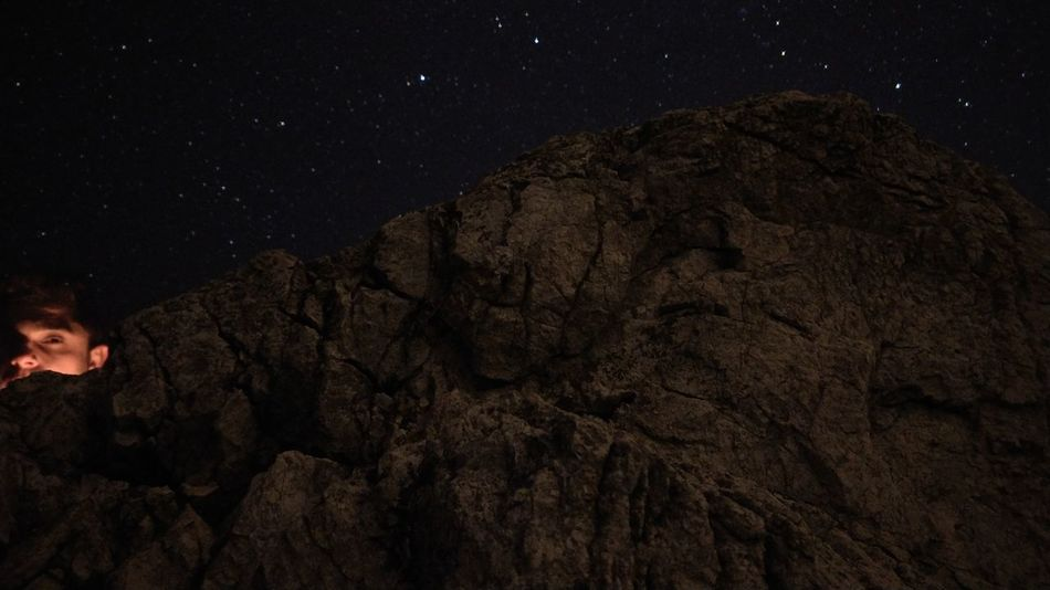 Visual Creativity Naszaly Power In Nature Nightphotography Astronomy Galaxy Astrology Sign Space Star - Space Constellation Milky Way Science Exploration Sky Star Field Infinity Astrology Eroded Rock Formation Rock Climbing Rugged Rock Face