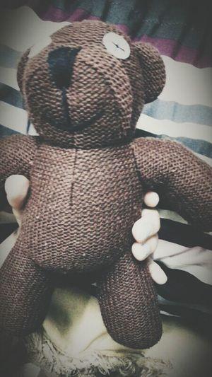 Mr.Bean Brown Bean Doll