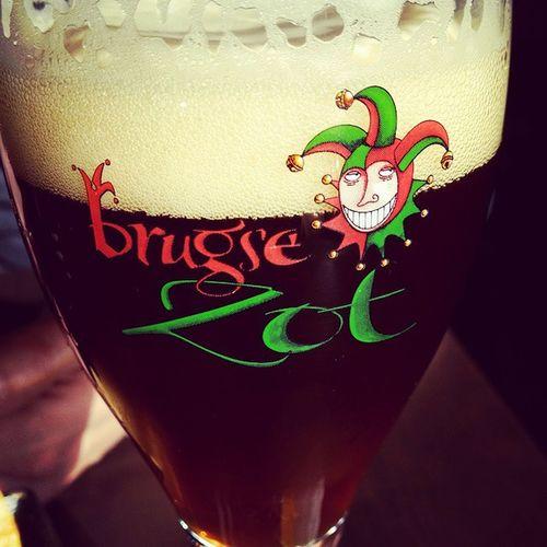 When in Bruges ... Instabeer Brugge Belgium Brugsezot