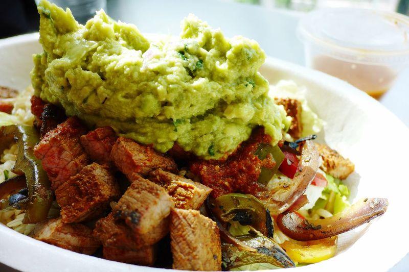 Food Yummy Mexican Lunch