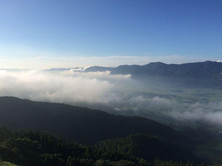 Cloud Sea (雲海) 阿蘇 南阿蘇