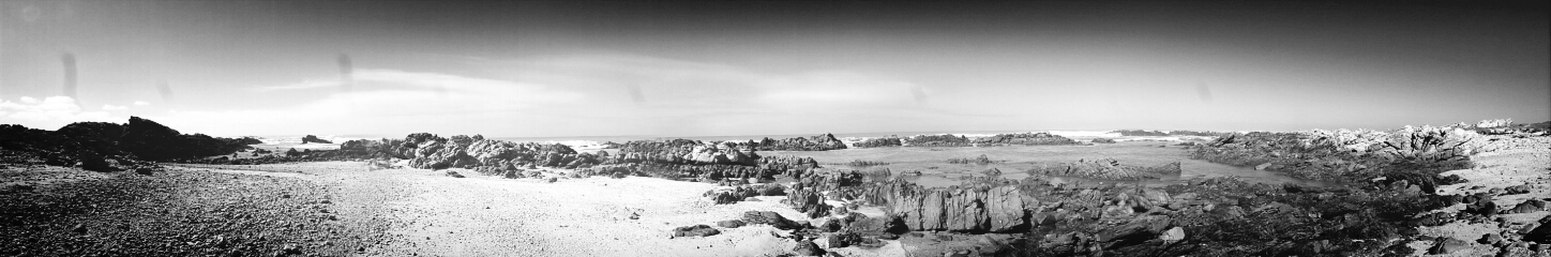 Southernmost Point in Africa Landscape_Collection Monochrome