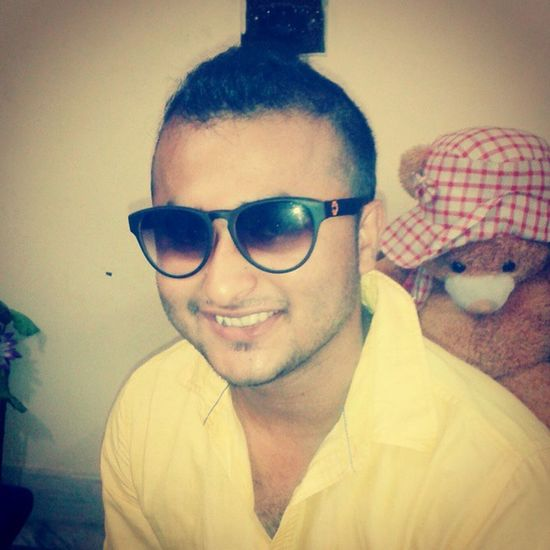 Being single i am not sad always. Smile can upbring my desired level. Summer Cool New Style Glass Photoshoot Photomania Instaregular Yellow Follow4follow .