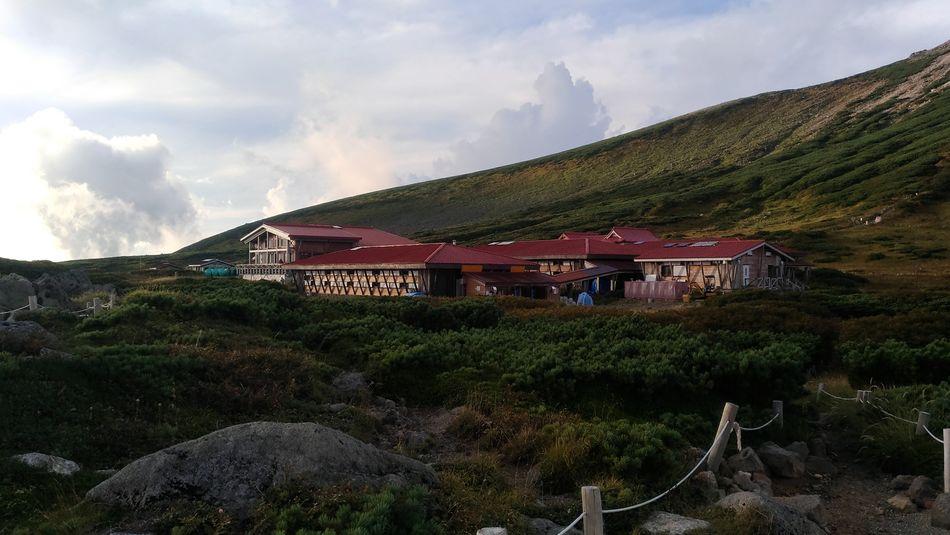 Mountain hut Hakusan Hakusan Kanazawa Mountain Mountain Hut Climbing Hiking EyeEmNewHere