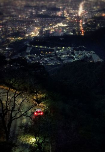 City View  Hilltop Mountain Peak Illuminated Night City Glow Nightphotography Mexico Monterrey Monterrey Mexico Astronomy Galaxy Illuminated Tree Water Mountain High Angle View Sky Landscape Mountain Range Star - Space Vehicle Mountain Road Starry Mountain Ridge