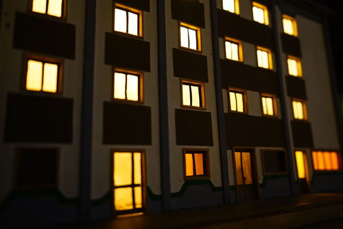 Window Night Architecture Illuminated No People Sel2870oss Sony A7rm2 Sony A7RII Sony α♡Love Sonyimages Lucariva Full Frame Luce Calda Hotel Windowlight Window Art