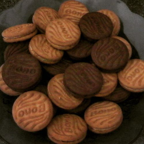 Biscoitinhos Bono Docedeleite Chocolate 🍪🍪