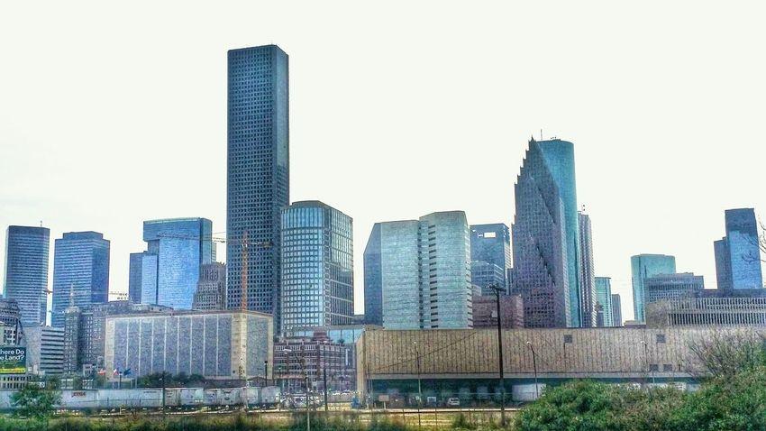 Houston Downtown Houston Houston Texas Texas