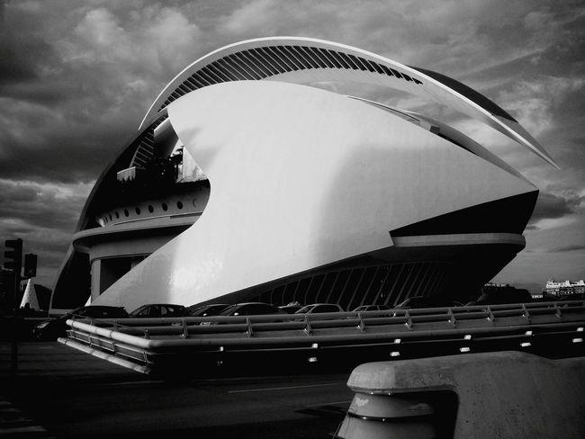 Valencia, Spain Monochrome Blackandwhitephotography City Arquitecture Cityscapes Hello World Future Black And White Cytywordwide