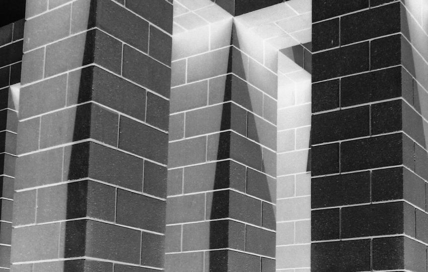 Architecture Streetphotography Blackandwhite Light And Shadow Silhouette Darkness And Light Reflection Brick Wall EyeEm Best Shots Eye4photography  EyeEm Gallery EyeEm Best Edits EyeEm Best Shots - Black + White EyeEm Masterclass EyeEmBestPics Black And White First Eyeem Photo Check This Out Taking Photos Abstract Exceptional Photographs Street Photography United States Streetphoto_bw Aiikos Black.n.white
