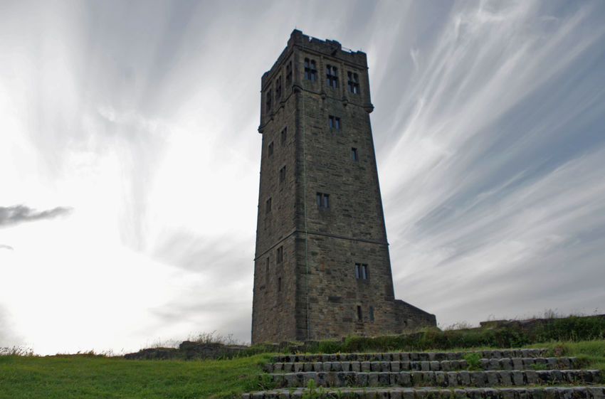 Ancient Ancient Civilization Architecture Built Structure Castle Castle Hill Cloud - Sky Day Grass History Huddersfield Jubilee Low Angle View Nature No People Outdoors Sky Sky Porn Steps Tower Travel Destinations Tree Victoria Tower Yorkshire Live For The Story Place Of Heart The Great Outdoors - 2017 EyeEm Awards Breathing Space