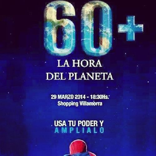 Wwf Lahoradelplaneta 60 + wwfparaguay