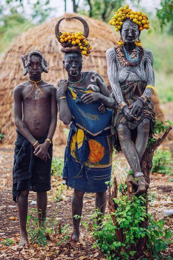 Mursiwoman Mursitribe Mursi Village Mursi African Portrait Photography Portraits Ethiopian Ethiopia Ethiopian Photography 🇪🇹 Tribal Omo Valley Africa Group Of People Art And Craft Day Nature Plant Outdoors Statue Sculpture Creativity Real People Representation Full Length Sunlight Human Representation Leisure Activity Craft People
