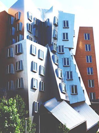 Boston Architecture Weird Creative Structure