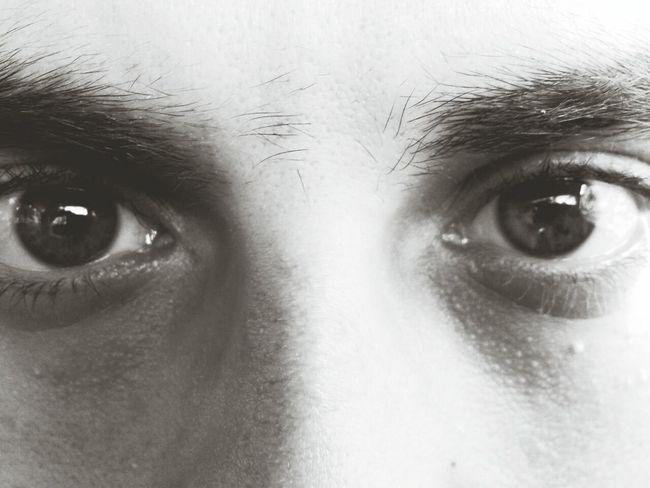 Me Autoretrato Autophoto Eyes