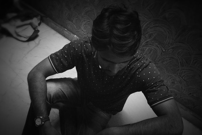 Sitting Adults Only Adult One Person Front View Indoors  People Portrait Only Women Young Adult Human Body Part Day Taking Photos Adult Adults Only Taking Photo Check This Out 😊 Phootshoot Phoot Shoot Time Blackandwhite Blackandwhite Photography The Men Around You Hello World Men