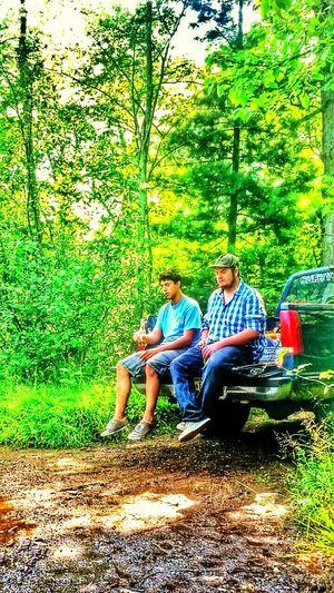Summer in Wisconsin. Enjoying Life America Landsape Life