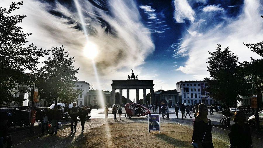 Berlin, oh du schönes Berlin! Architecture Sky City