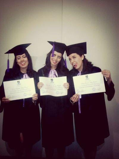 Graduation 2013 feliz! por El...de El...y para El :)