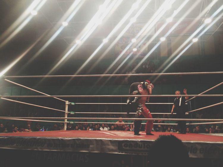 Mexico Luchalibre Luchas