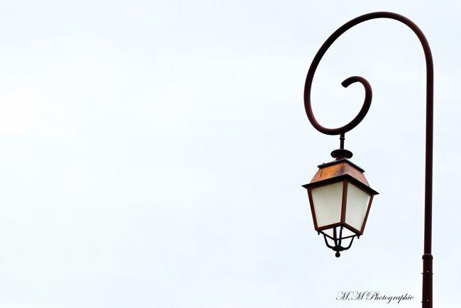 Lampadaire Lumière White White Background Marron 📷📸