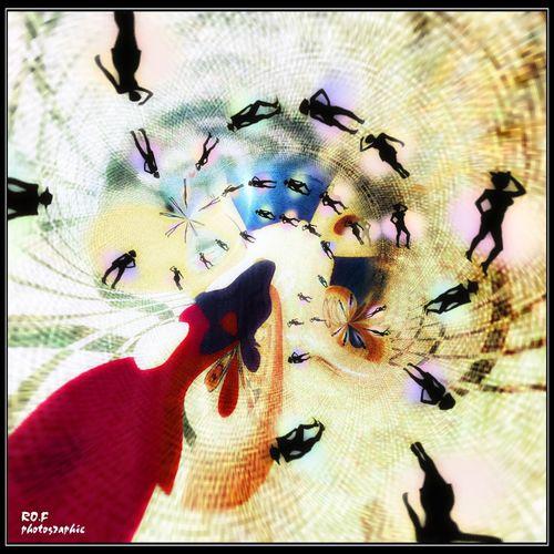 Dancefloor 5D Rofphotographie Ipadmini4 Djerba  IPhoneography