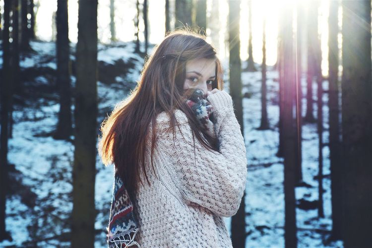Landscape Nature Sunlight Snow France Trees Sky EyeEm Nature Lover Girlfriend Love