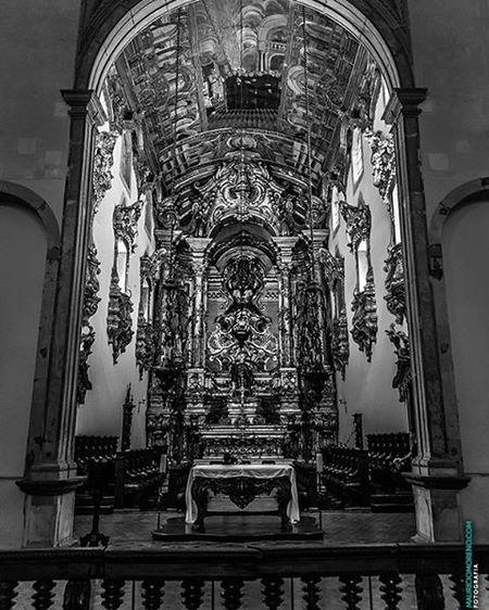 Altar do Mosteiro de São Bento, Olinda - Pernambuco, Brasil. www.mauriciomoreno.com Olinda Pernambuco Fineart Art Photography Architecture Nature Mosteiro Saobento Monastery Church Religion Mmorenofoto