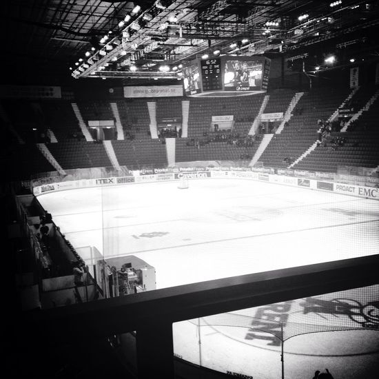This is home to me AIK Stockholm Ice Hockey