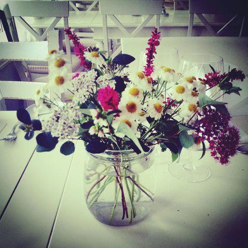 Summerflowers Wining And Dining Haaheim Gaard Historic Hotel In Norway