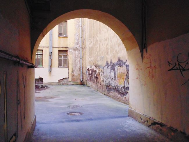 EyeEm Selects Water City Arch Architecture Entryway Archway Arched