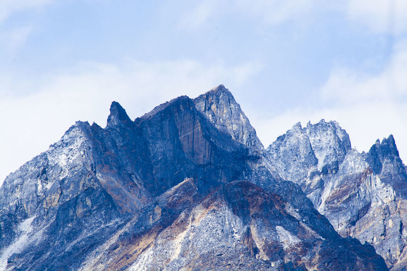 North Sikkim, India