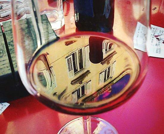 Close-up No People Vine Reflection Wine Moments