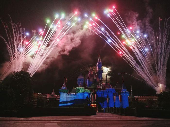홍콩디즈니랜드 Hongkong Disney land