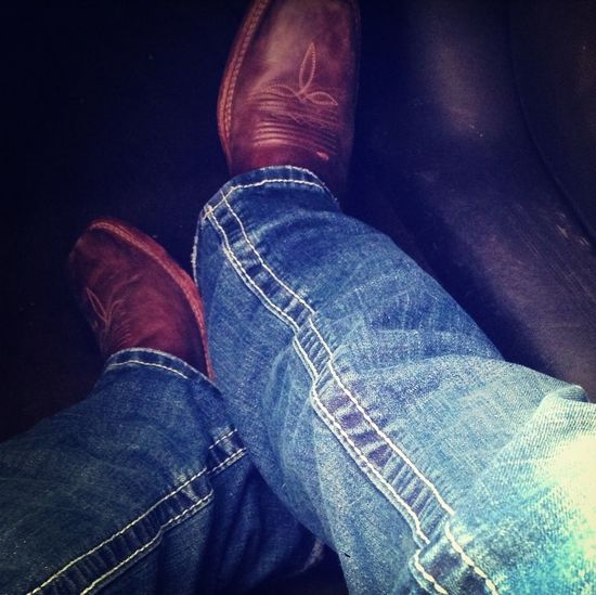 Boots And Miss Me Kinda Day