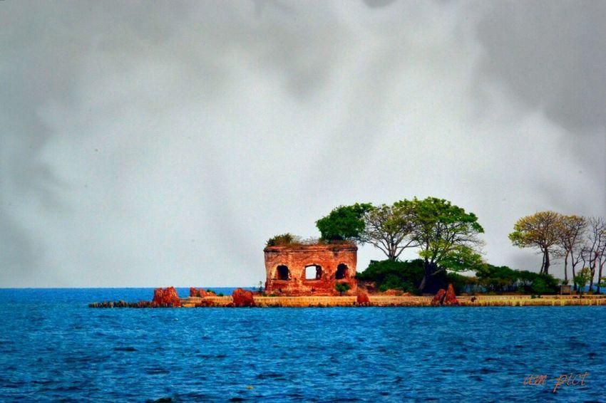 Kelor Island, Netherlands History in Jakarta