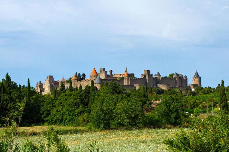 Carcassonne MedievalTown Medieval Medieval Architecture Medieval Castle