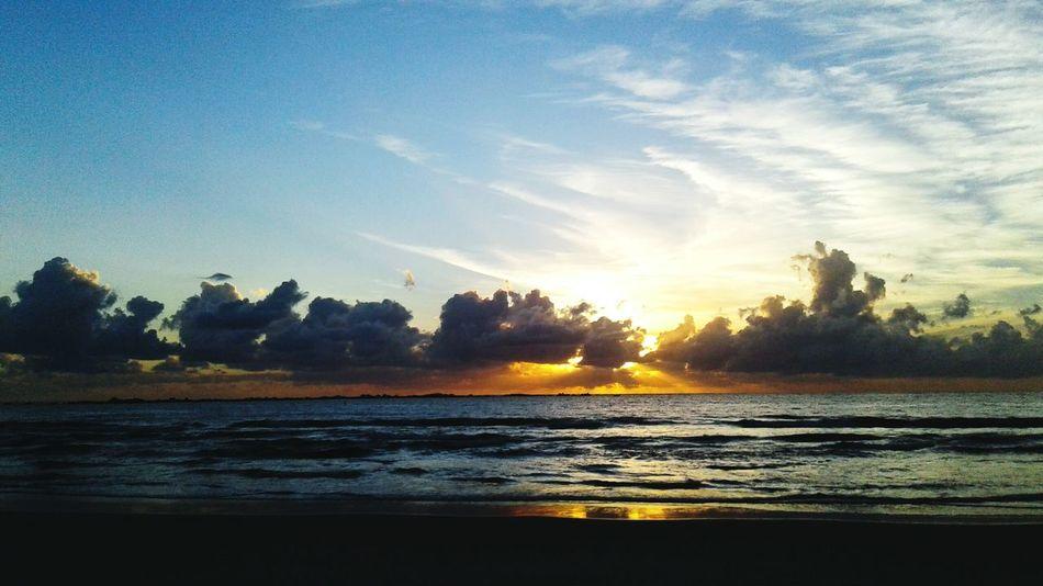 Sun Nascer Do Sol Santa Catarina Beleza Zen
