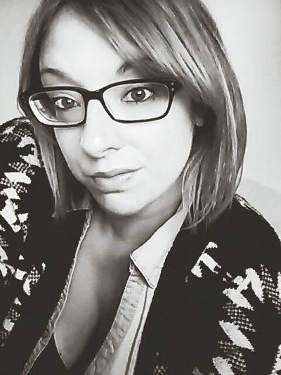 Selfie ✌ Black & White