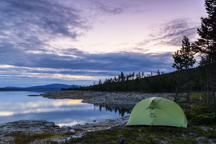 Water Tree Tent