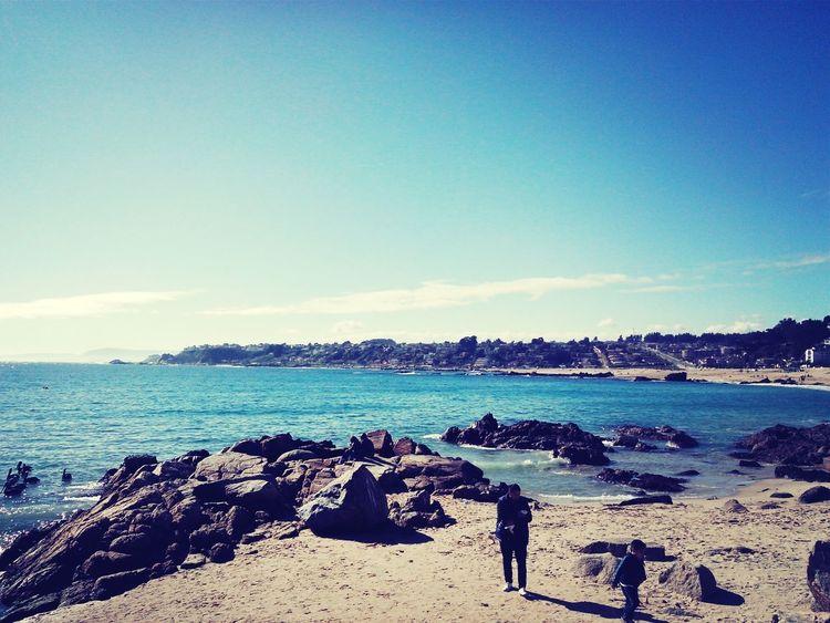 25 Days Of Summer Taking Photos Chile Playa